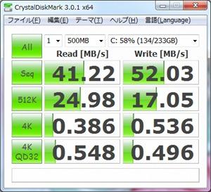20120309Cドライブベンチ-RAIDなし